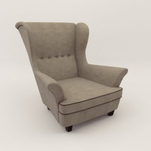 3d model Armchair – New design