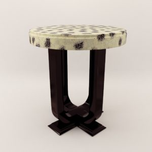 3d model Console table – Art Deco 1920, Jean Dunant style