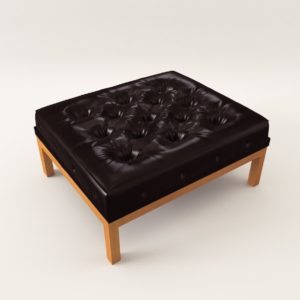 3d model Pouffe – New design