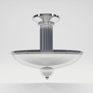 3d model Bracket lamp Bandol – Art Deco style