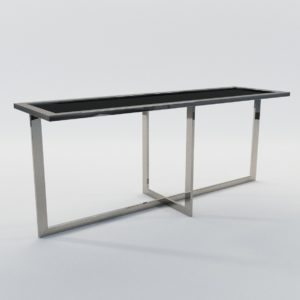 3d model console – New design