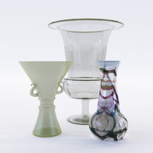 3d model Mira Glass WMF – Germany, 30. – 50. years