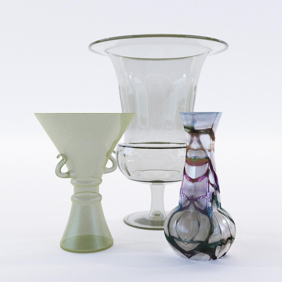 Mira Glass Wmf 3d Realistic Model Artium3d