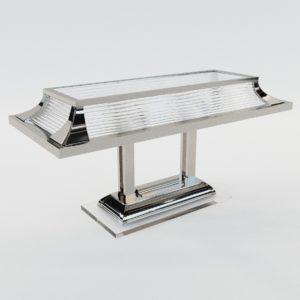 3d model Desk lamp Paris – Art Deco style