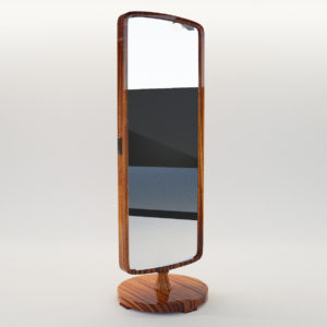 3d model Dressing mirror – Art Deco 1930