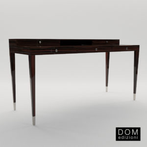 3d model Writing desk Victoria – Design by Kaki Kroener (Dom Edizioni)