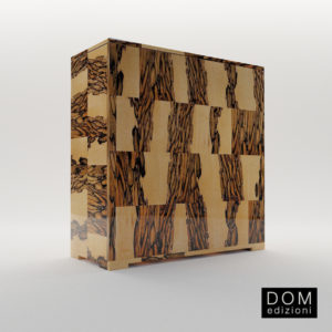 3d model Cabinet Jacques – Design by Domenico Mula (Dom Edizioni)