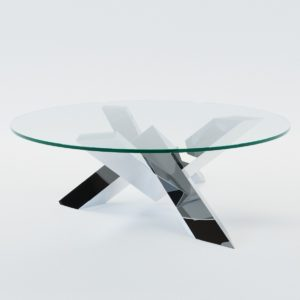 3d model Coach table – New design