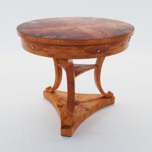 3d model Biedermeier gambling table – Germany, 19. century