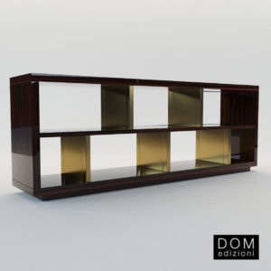 3d model Bookcase Sloane – Design by Andrea Fogli (Dom Edizioni)