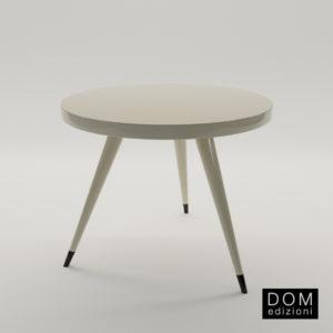 3d model Small table Andrea Gueridon – Design by Domenico Mula (Dom Edizioni)