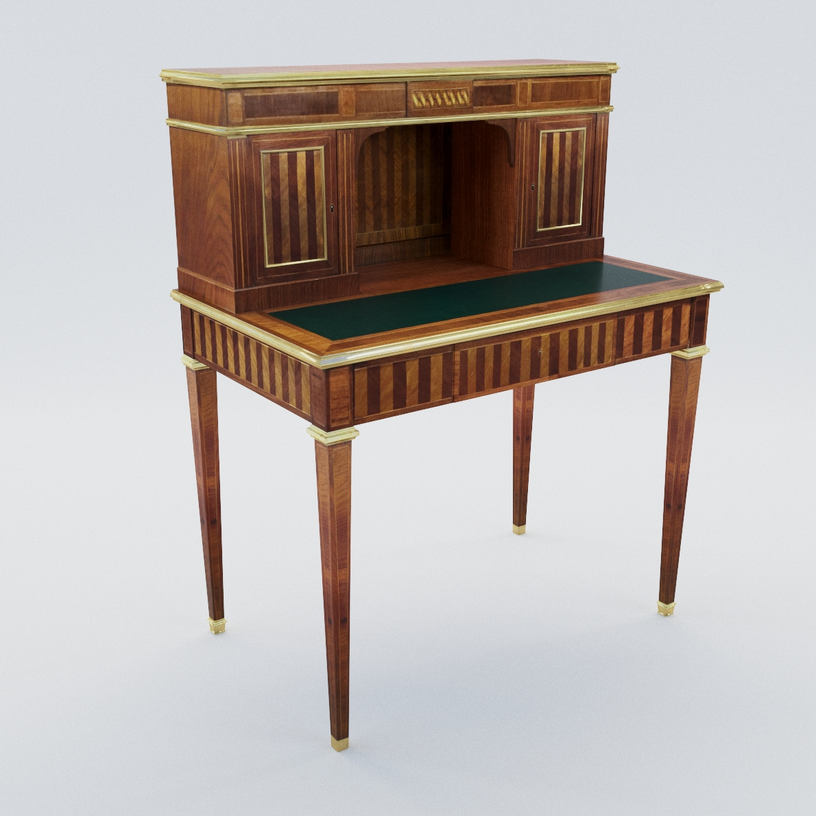 3d model Small secretaire of Louis XVI – France, 19. century