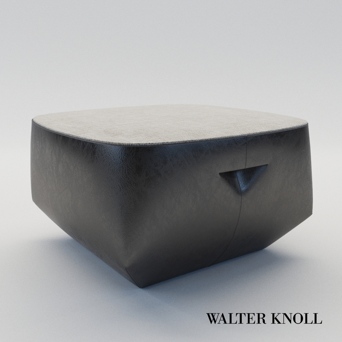 3d model Tabouret Isanka – Design by EOOS (Walter Knoll)