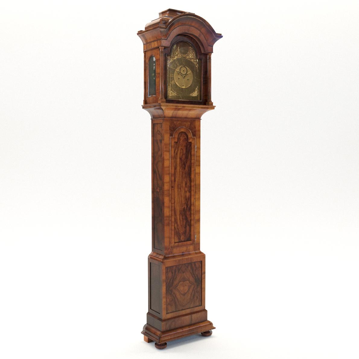 clock archives 3d realistic model artium3d