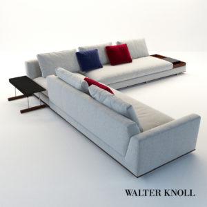 3d model Sofa Tama Living – version F – Design by EOOS (Walter Knoll)