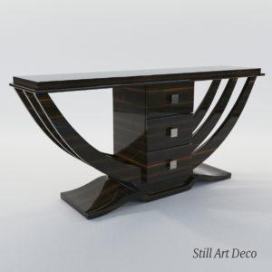 3d model Console – Art Deco style