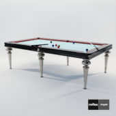 3d model Billiard table Bill from Reflex Angelo – Design by Reflex