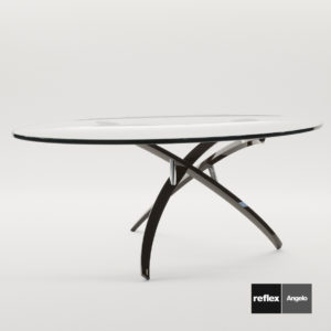 3d model Dining table Fili d'Erba – Design by Tulczinsky (Reflex)