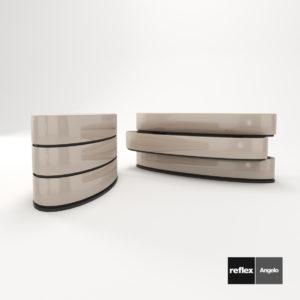 3d Model Giulliete&Romeo Comó From Reflex Angelo - Design By Reflex