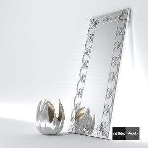 3d Model Mirror Casanova From Reflex Angelo - Design By Reflex