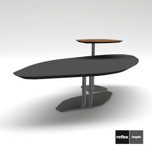 3d Model Coach Table Seventy 40 E 60 From Reflex Angelo - Design By Reflex