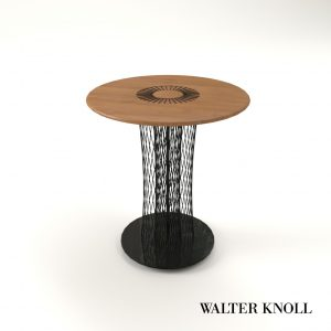 3d Model Coach Table From Walter Knoll - Design By EOOS