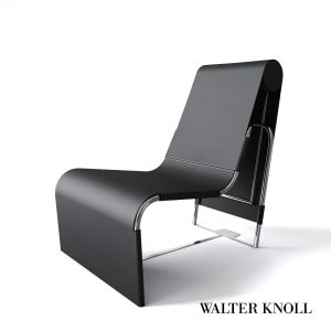 3d Model Atelier Chair From Walter Knoll - Design By EOOS