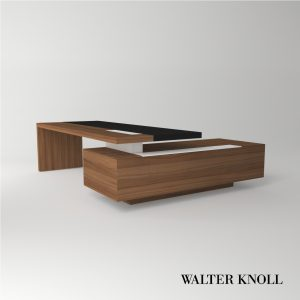 3d Model Writing Desk CEOO From Walter Knoll - Design By EOOS