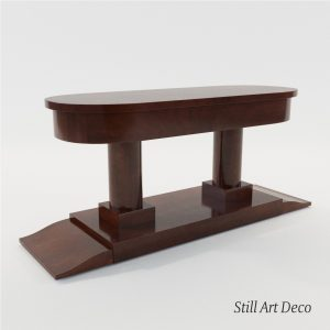3d Model Coach Table – Art Deco 1930, France