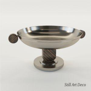 3d Model Bowl For Sweet - Art Deco 1920