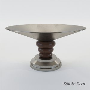 3d Model Bowl For Sweet - Art Deco 1920