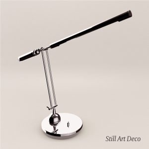 3d Model Desk Lamp - New Design