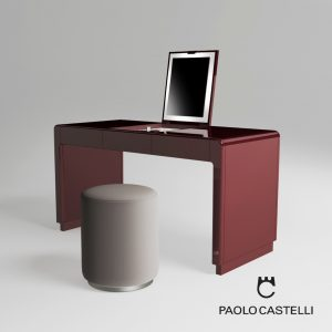 3d Model Makeup Desk My Beauty From Paolo Castelli - Design By Paolo Castelli