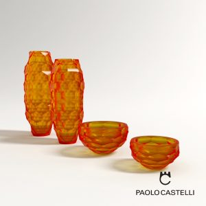 3D Model Murano Vases From Paolo Castelli - Design By Paolo Castelli