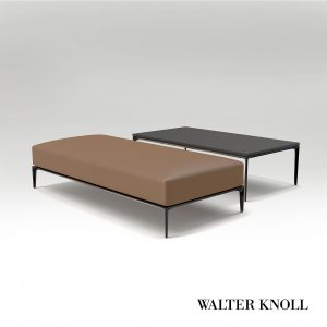 3d Model Tabouret And Table Jaan Living From Walter Knoll - Design By EOOS