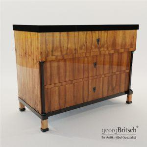 3d Model Biedermeier Commode - South Germany 1820 - Georg Britsch