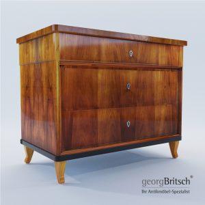 3d Model Biedermeier Commode - South Germany 1830 - Georg Britsch