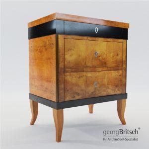 3d Model Biedermeier Little Commode - Central Germany 1815 - Georg Britsch