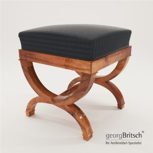 3d Model Biedermeier Tabouret – South Germany 1820 - Georg Britsch