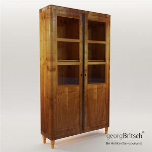3d Model Biedermeier Bookcase - Munich 1830, Manufactory By Melchior Franck - Georg Britsch