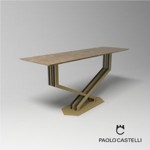 3d Model Console Reverse From Paolo Castelli - Design By Paolo Castelli