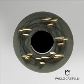 3d Model Lamp Anodine Circle From Paolo Castelli - Design By Paolo Castelli