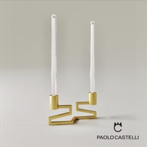 3d Model Applique And Stick Kalí From Paolo Castelli - Design By Paolo Castelli